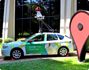 google car steet view